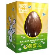 Moo Free Easter Bunnycomb Egg 100g