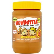 Wowbutter - Crunchy Toasted Soya Spread